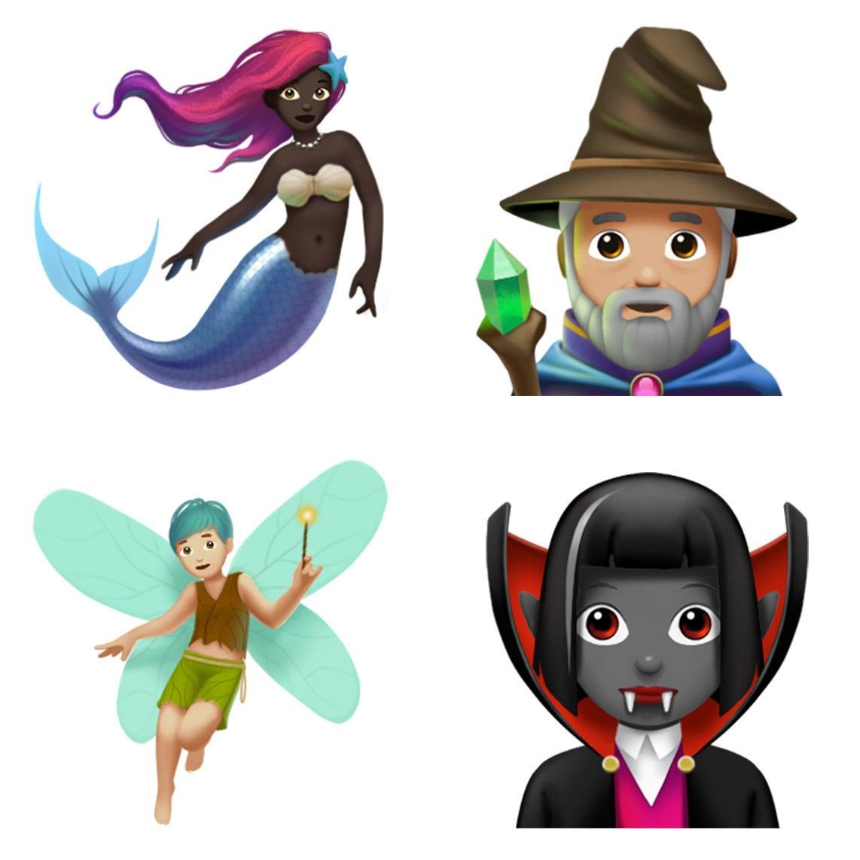 2017 Emoji
