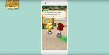 Nintendo Announces Animal Crossing: Pocket Camp Will Arrive Next Month
