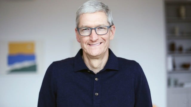 Tim Cook's Wants to See Augmented Reality Everywhere