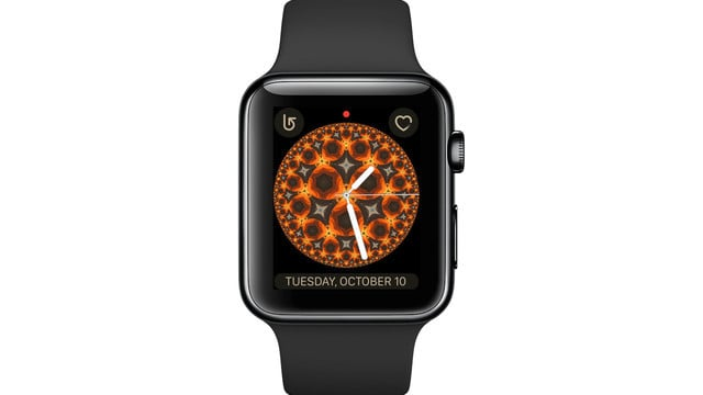 Create a Custom Apple Watch Face Using iOS 11, watchOS 4