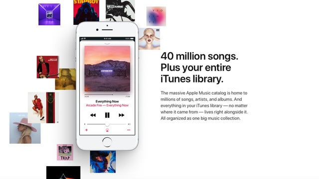 Apple Music Officially Launches in Facebook Messenger
