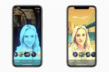 Clips 2.0 Arrives With Selfie Scenes for iPhone X, More