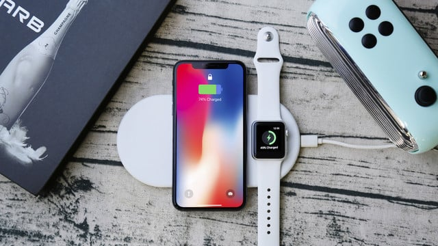 Funxim is the Fast Wireless Charging Pad for Multiple Apple Products