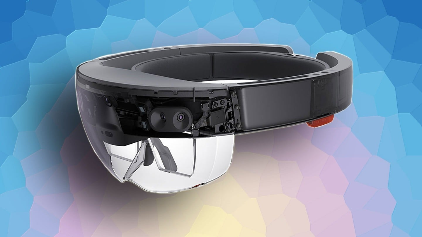 augmented reality headset