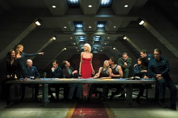 Apple's Latest TV Project is Space Drama from Battlestar Galactica's Ronald D. Moore