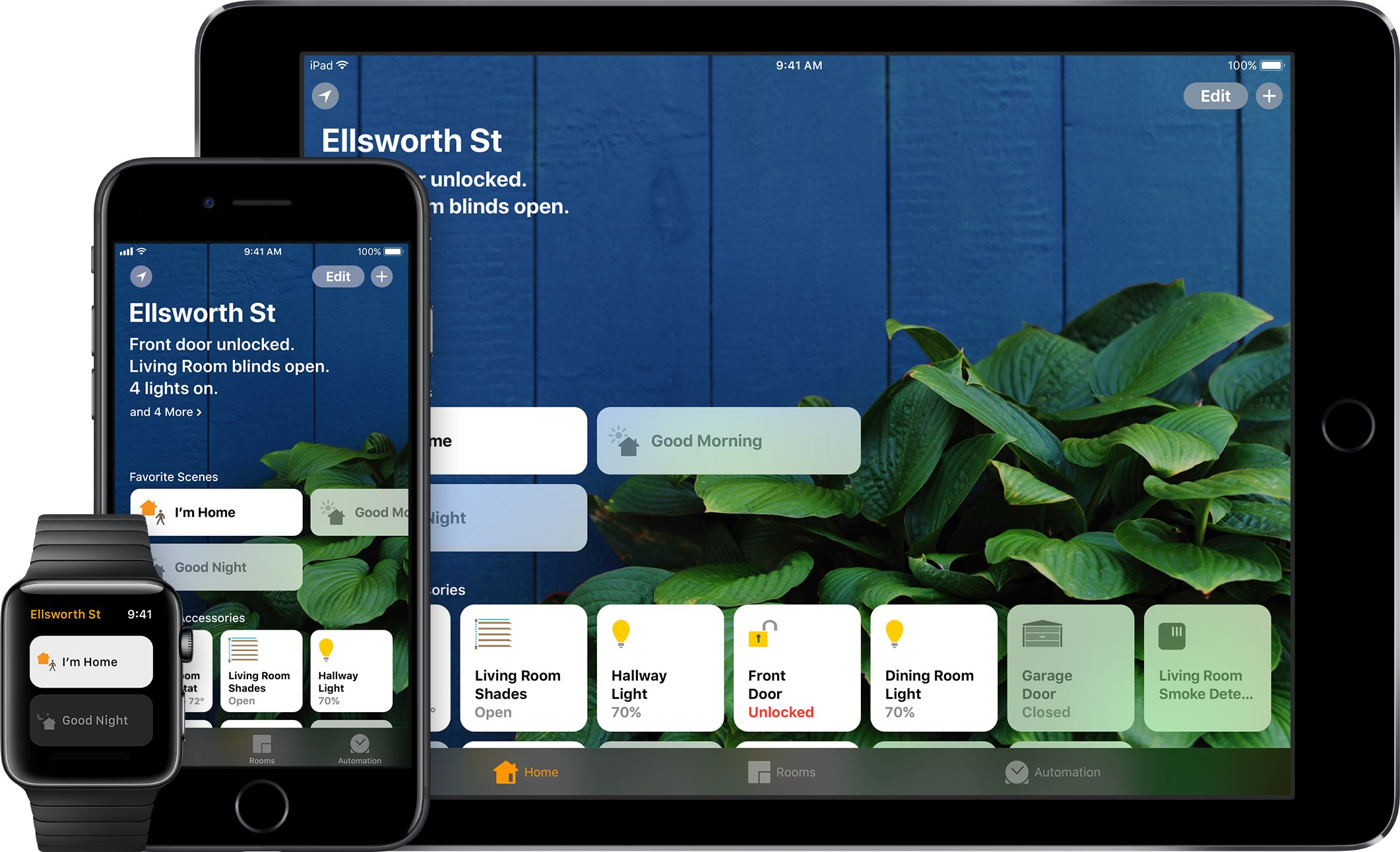 Apple Releases iOS 11.2.1, tvOS 11.2.1 with Fix for HomeKit Remote Issue