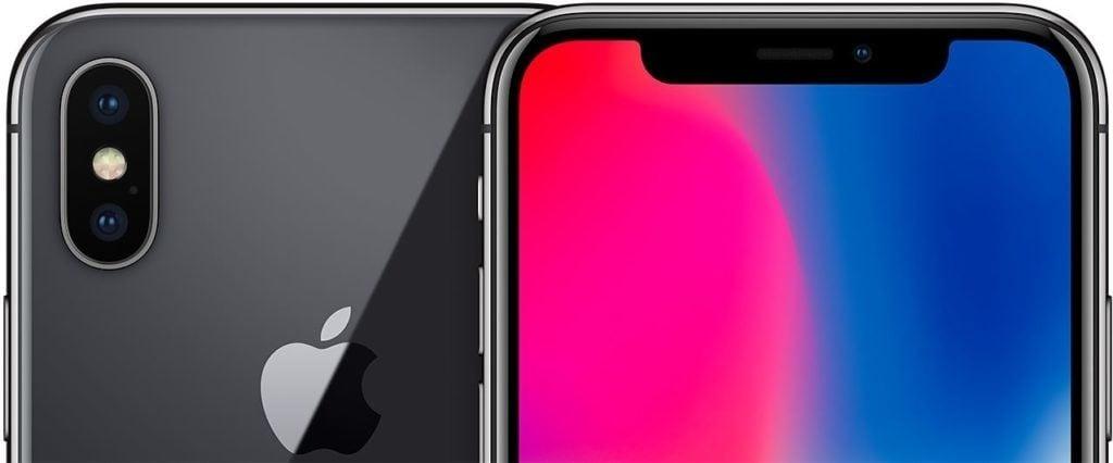 iPhone X Parity