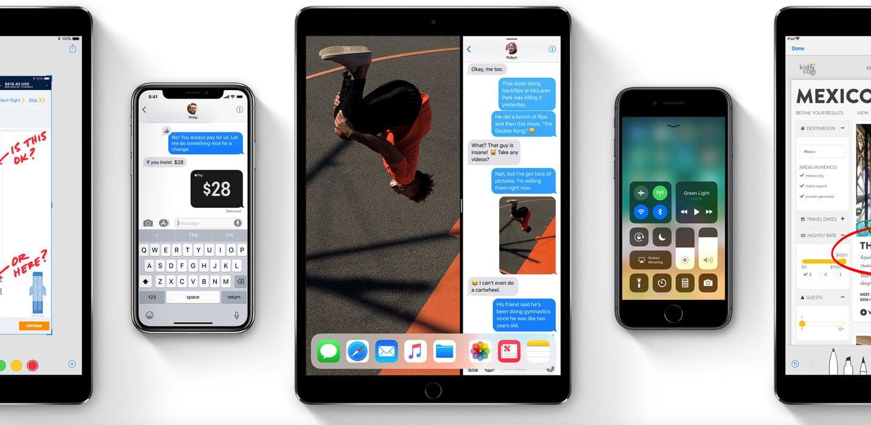 iOS 11 Updates