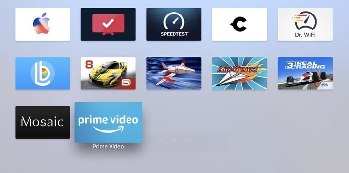 Yes, Amazon Prime Video on Apple TV Is Now a Reality
