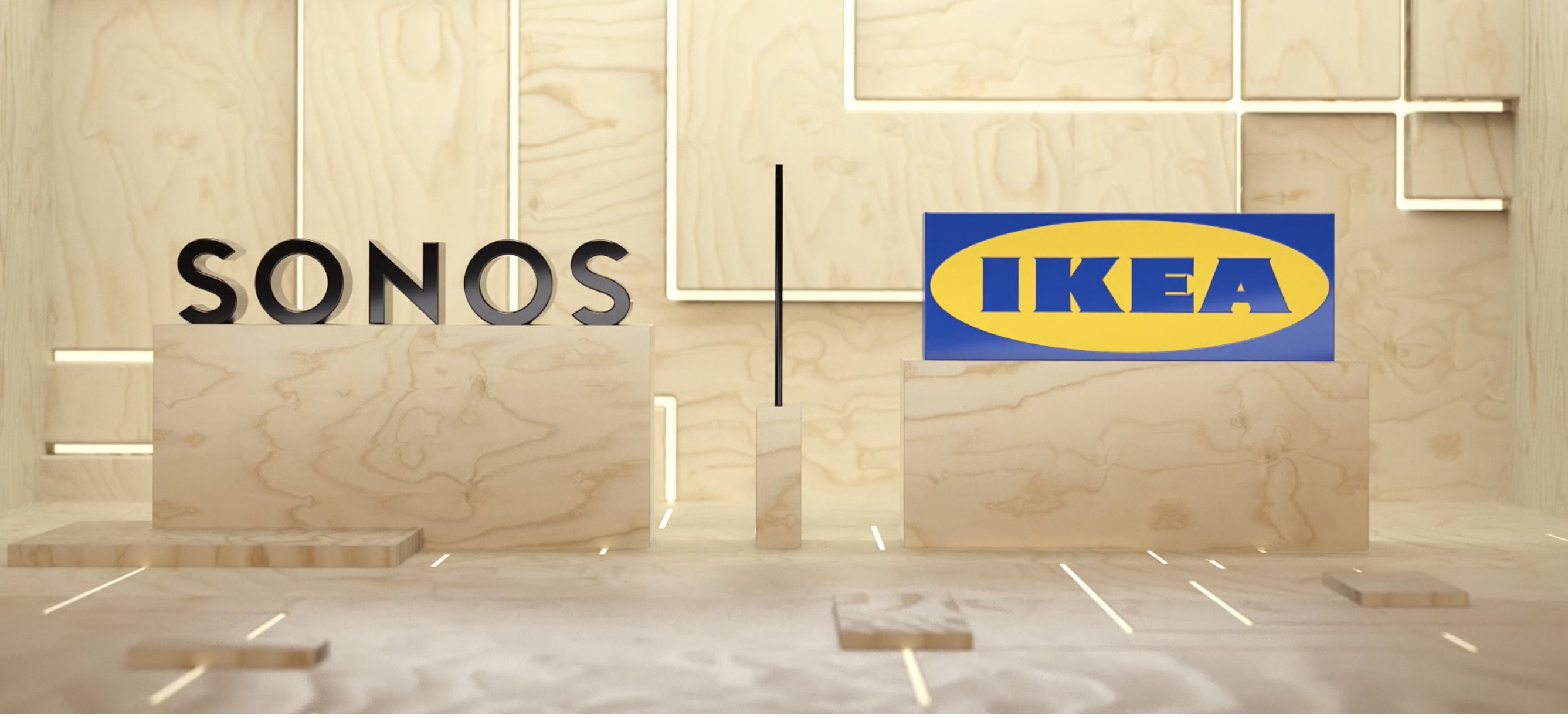 Ikea and Sonos Tease Mysterious Smart Home Collaboration