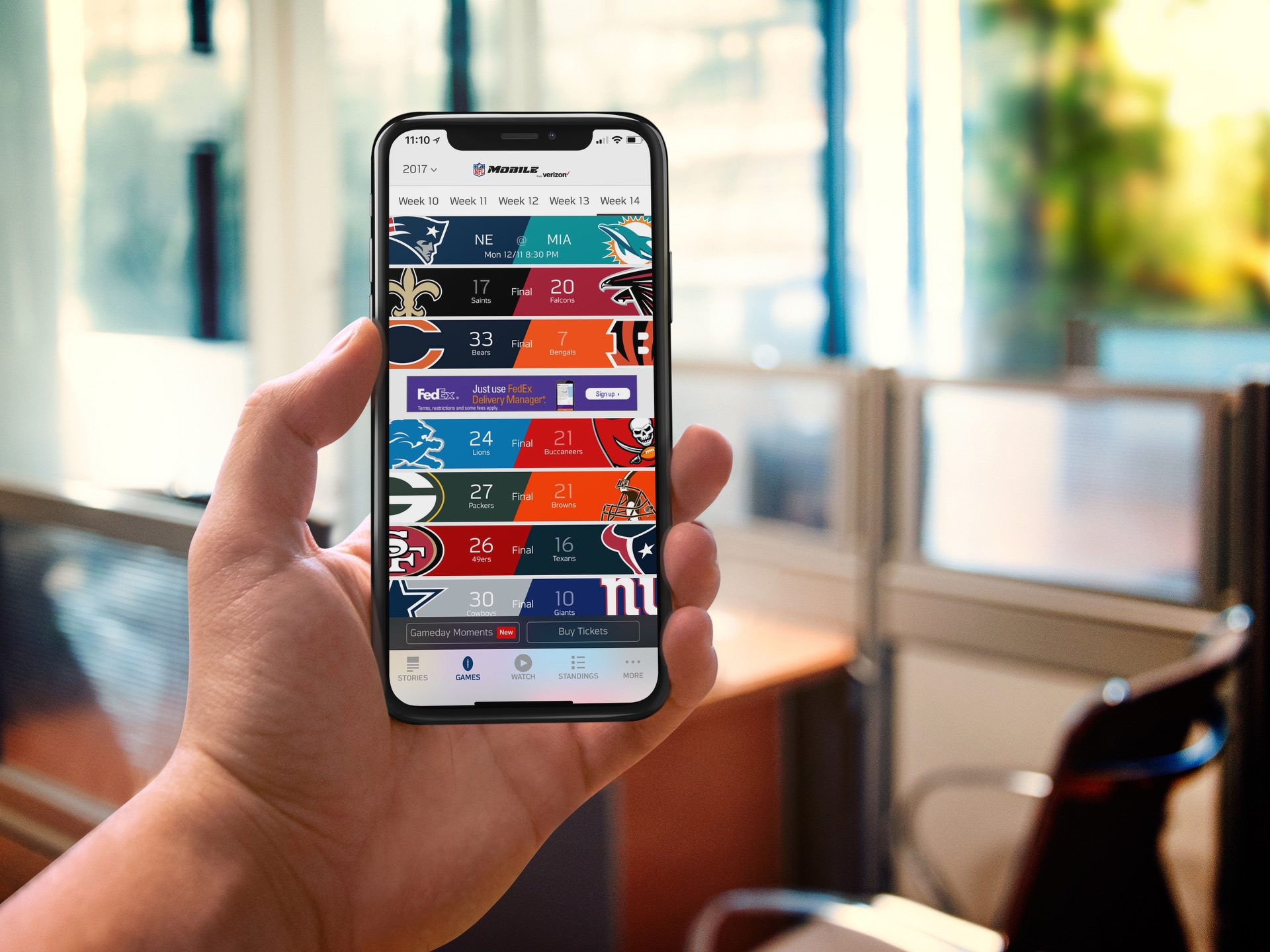 Anyone Can Soon Stream NFL Games on Mobile in the US