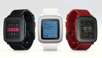 Fitbit Will End Support for Pebble Smartwatches in June