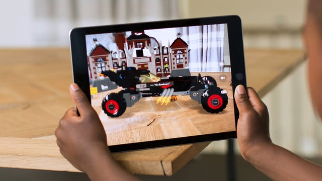 Less Than 1,000 Apps Currently Use Apple's ARKit in iOS 11