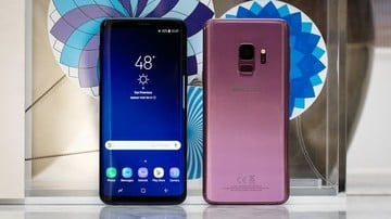 New Samsung Galaxy S9 No Match for iPhone 8, iPhone X