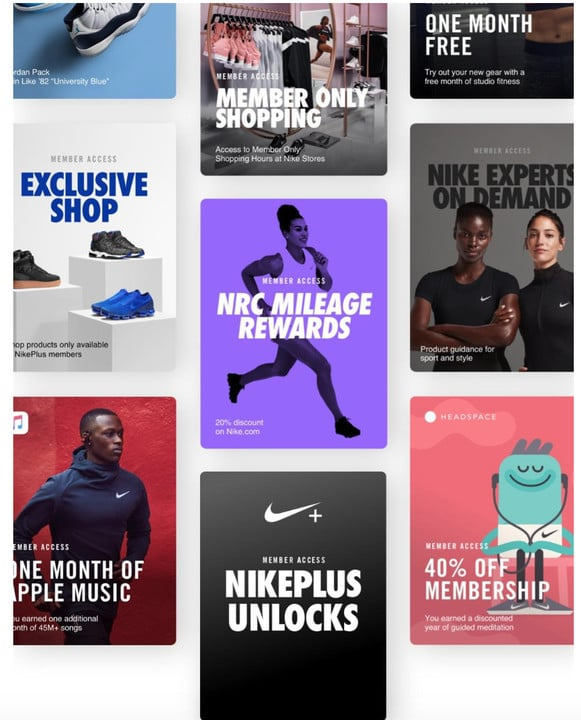 NikePlus Rewards Now Include Free Apple Music, More