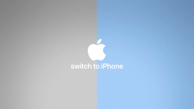 New Apple Ads Focus on iPhone Switchers