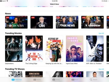 Apple's TV App Adds Direct Access to Live News Channels