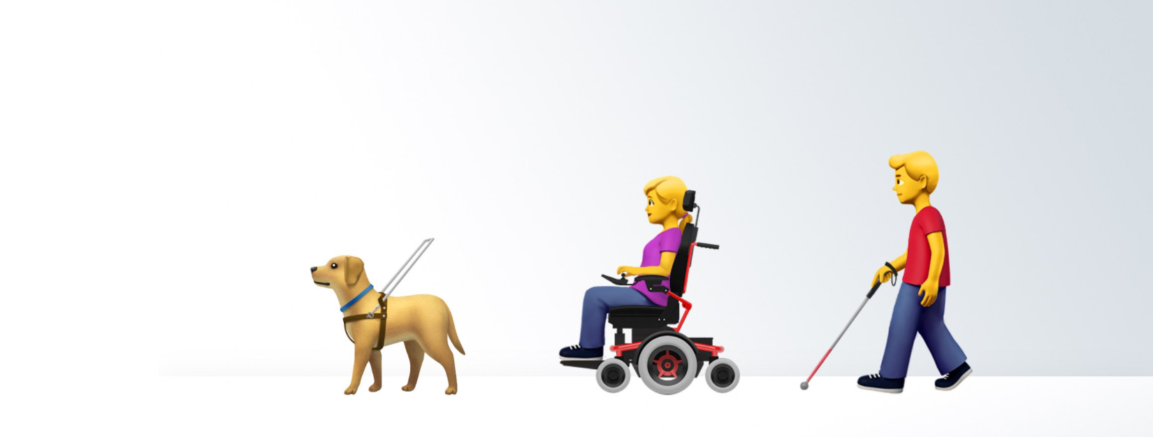 Apple Proposes New Accessibility Emojis