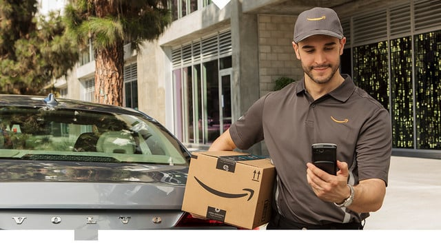 Yes, It's True: Amazon Announces In-Car Delivery Service
