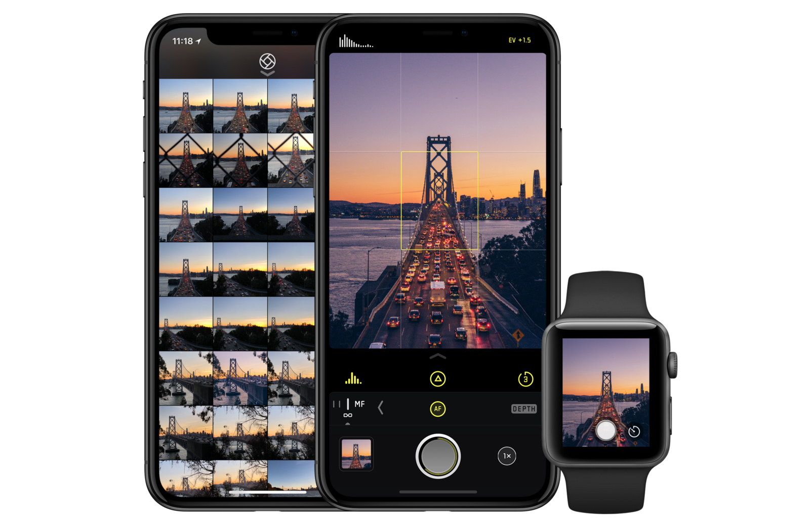 Halide Camera Update Brings an Apple Watch App and More