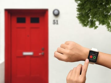 August Owners Can Now Lock and Unlock Doors With Apple Watch
