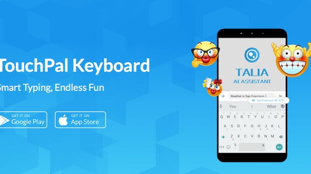 CooTek's TouchPal Keyboard App Updated With AI Assistant Talia