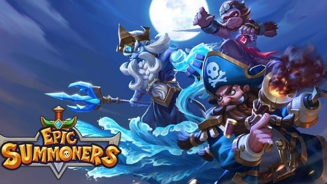 Epic Summoners: Battle Hero Warriors is Your Next Idle-RPG Obsession