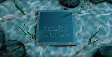 Scuba Calendar is an Essential Companion App for Scuba Diving Aficionados and Newbies