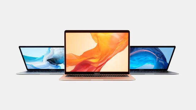A New MacBook Air is Here With Retina Display, Touch ID and More