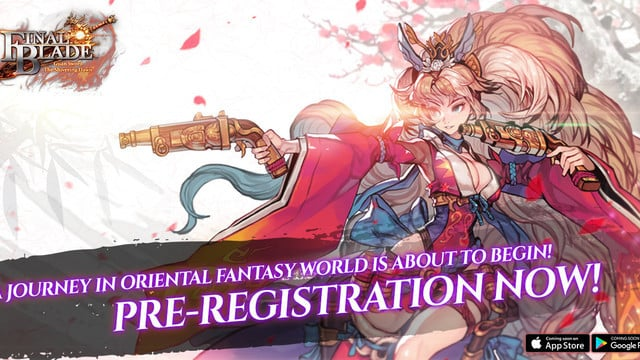 Final Blade is Going Global and You Can Pre-Register Right Now