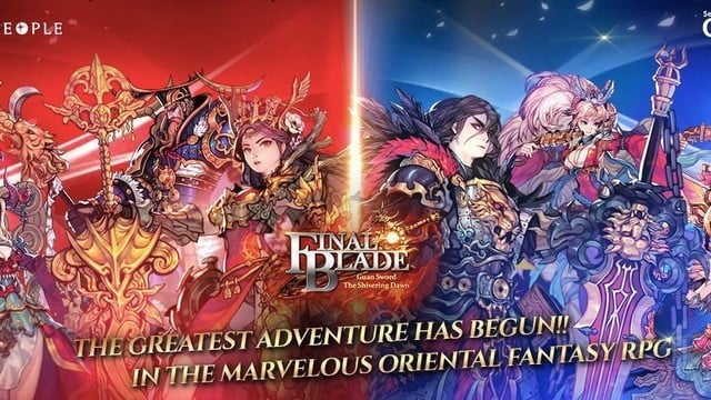 Gacha RPG Final Blade has Already Conquered Taiwan and Korea - Now it's Coming for You