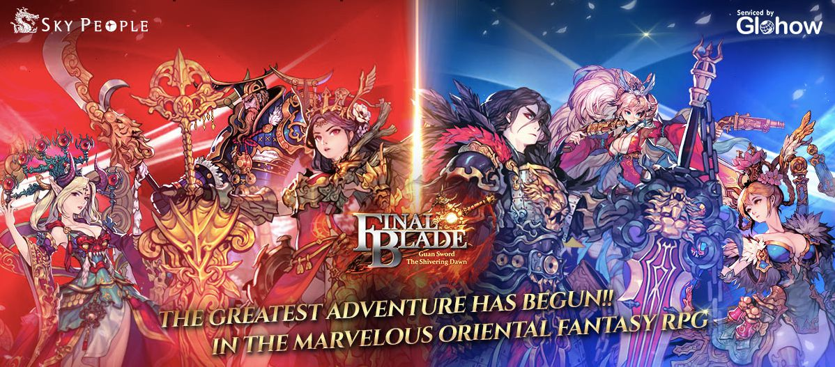 photo of Gacha RPG Final Blade has Already Conquered Taiwan and Korea - Now it's Coming for You image