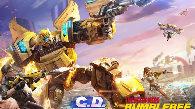Bumblebee, from Transformers, is Now Available in Creative Destruction Advance