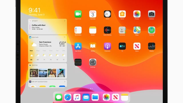 Apple Surprises With the New iPadOS