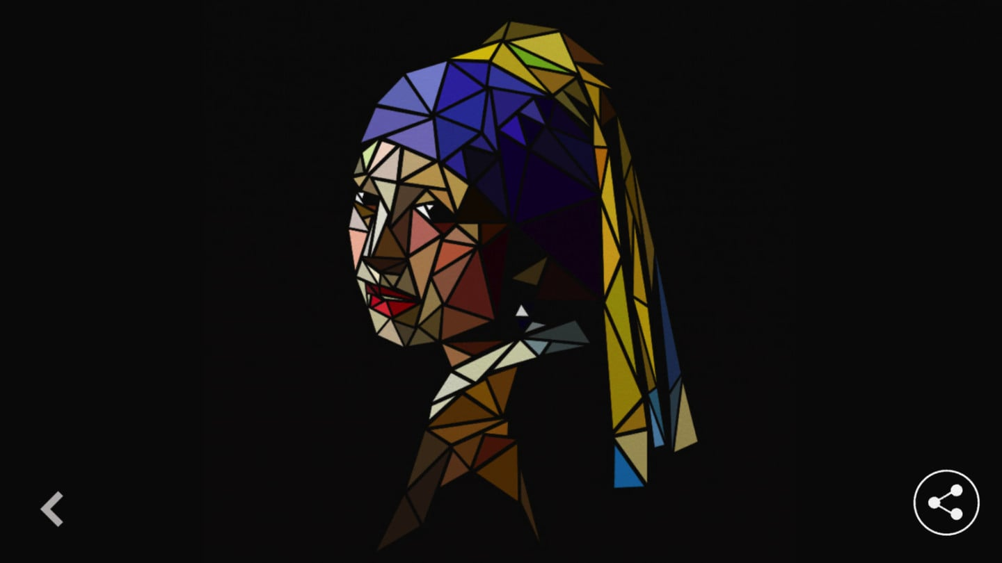 Layer Up is a Beautiful Art Puzzler Featuring Stained-Glass Like Images
