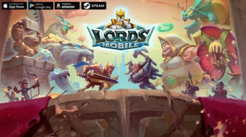 Lords Mobile Update Lets Familiars Join You in Battle