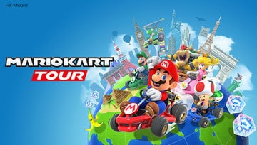 Mario Kart Tour Will Drift into the App Store Sept. 25