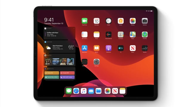 Apple's iPadOS is Now Available to Download