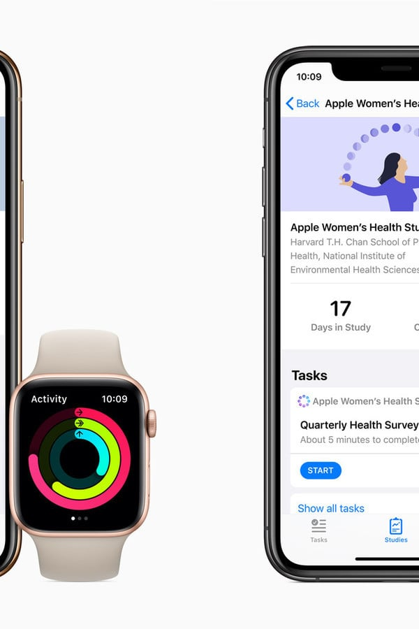 Apple Launches Research App With Three Medical Studies