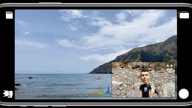 DoubleTake by Filmic Pro Allows You to Shoot Video From Two iPhone Cameras Simultaneously