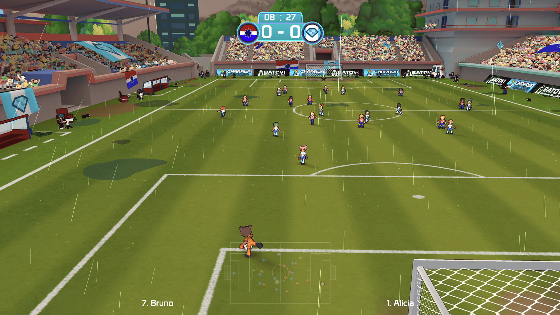 Charrua Soccer Kicks its Way Onto Apple Arcade