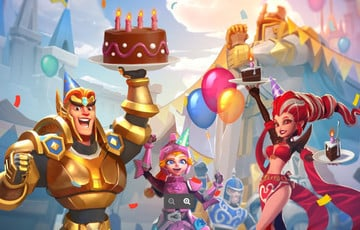 Lords Mobile Gets T5 Troops and a Research Rush Event for its 4th Birthday