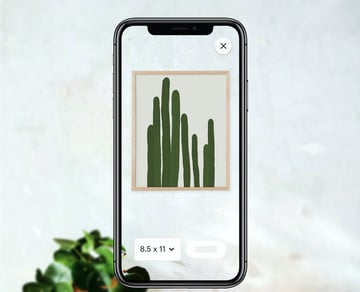 Visualize Art in Your Home With a New AR Feature in the Etsy App