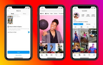Facebook's TikTok Clone Instagram Reels is Here