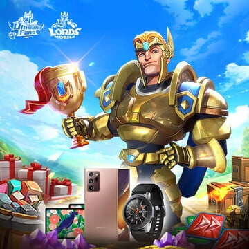 Win Samsung and Razer Goodies in Lords Mobile's Ultimate Lords Online Event
