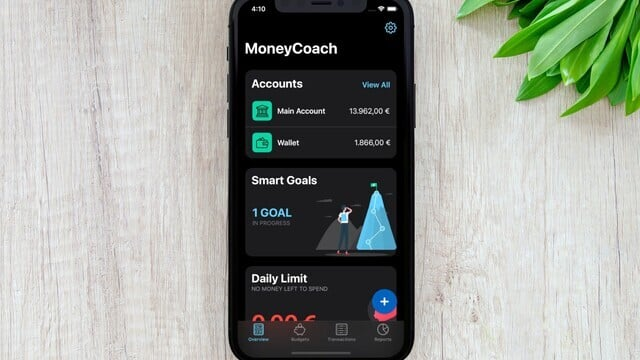 Build Better Financial Habits With MoneyCoach