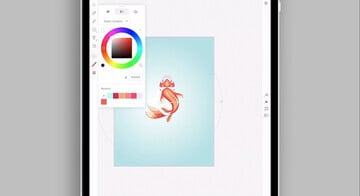Adobe Illustrator Arrives on iPad