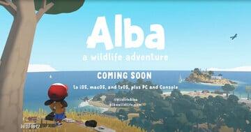 Alba: A Wildlife Adventure is Coming Soon to Apple Arcade