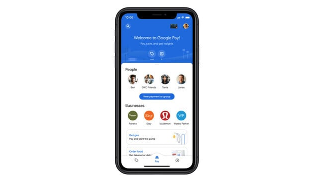 Google Pay App Gets Major Redesign Focusing on Money Management