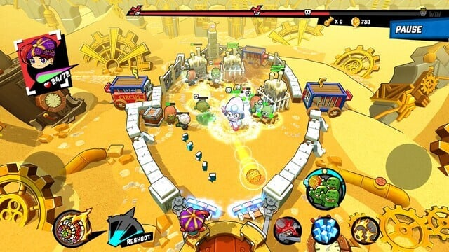 Zombie Rollerz: Pinball Heroes Brings Together Pinball and Tower Defense